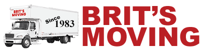Fort Lauderdale Movers – Brit's Moving and Storage Logo